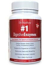 Dr Matthew's Digestive Enzymes Review