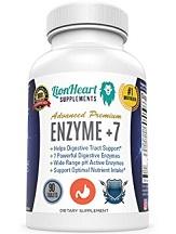 Lion Heart Supplements Advanced Premium Enzyme Plus 7 Review