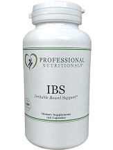 Professional Nutritionals IBS Capsules Review