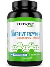 Zenwise Health Daily Digestive Enzymes Review